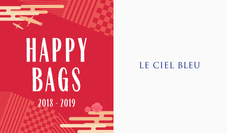 LE CIEL BLEU -HAPPY BAG-