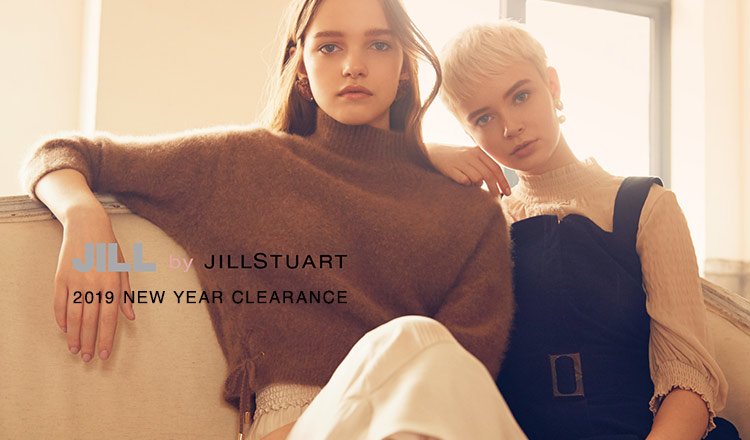 JILL BY JILLSTUART -2019 NEW YEAR CLEARANCE-