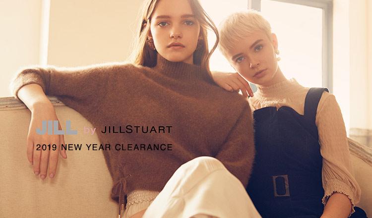 JILL BY JILLSTUART -2019 NEW YEAR CLEARANCE-