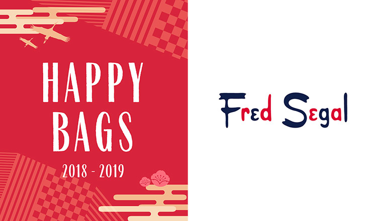 FRED SEGAL -HAPPY BAG-