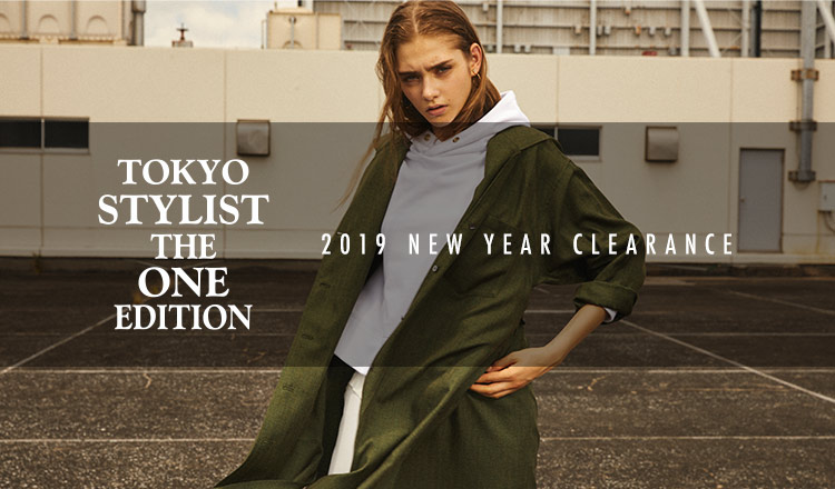 TOKYO STYLIST THE ONE EDITION -2019 NEW YEAR CLEARANCE-