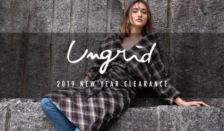 Ungrid -2019 NEW YEAR CLEARANCE-