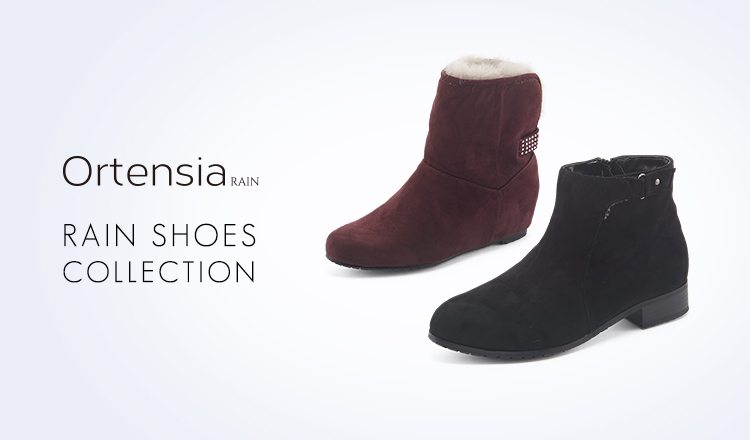 ORTENSIA -RAIN SHOES COLLECTION-