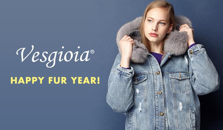 VESGIOIA HAPPY FUR YEAR!