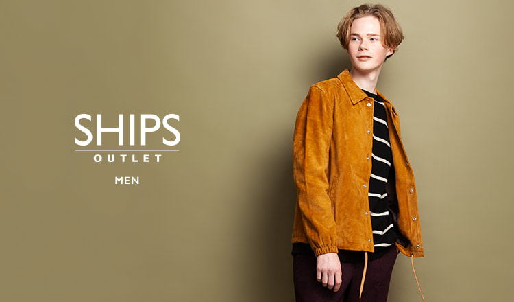 SHIPS OUTLET MEN