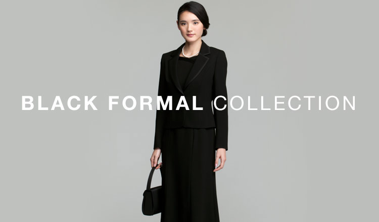 BLACK FORMAL SELECTION