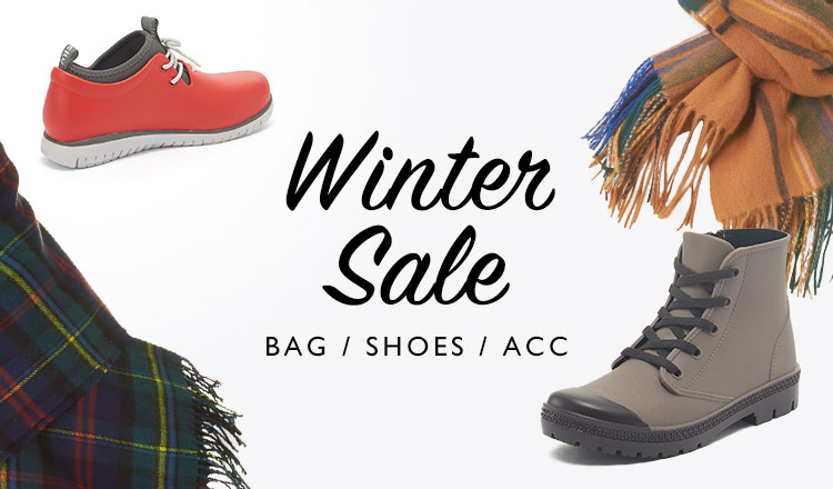 WINTER SALE -BAG & SHOES & ACC-