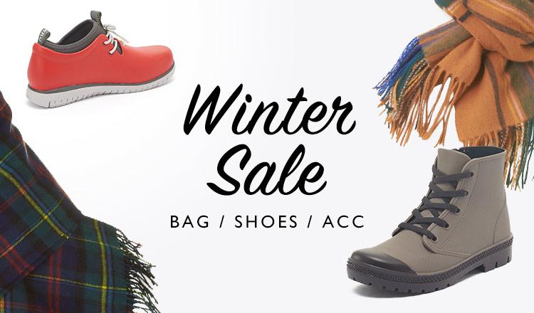 WINTER SALE -BAG & SHOES & ACC-