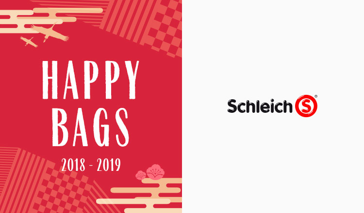SCHLEICH -HAPPY BAG-