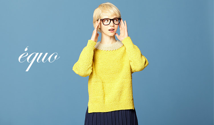 EQUO - HIGH QUALITY  KNIT -
