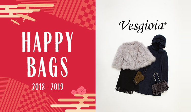VESGIOIA -HAPPY FUR YEAR -HAPPY BAG
