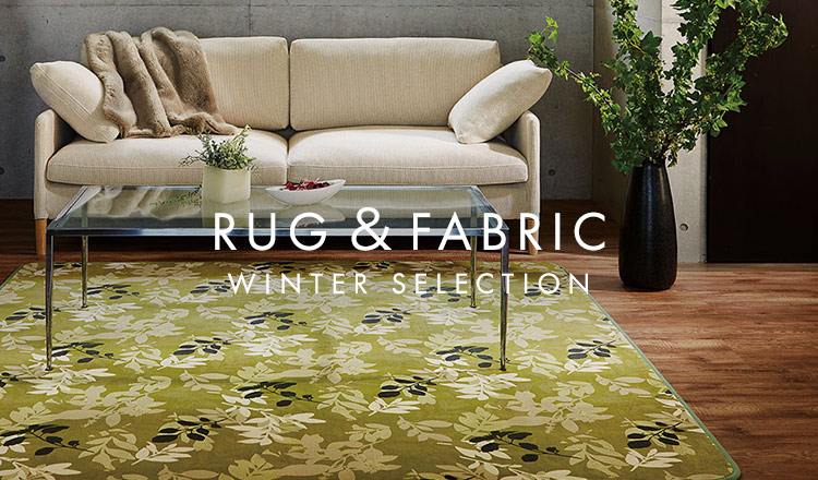 RUG & FABRIC WINTER SELECTION