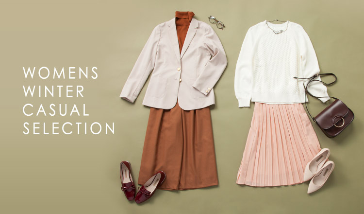 WOMENS WINTER CASUAL SELECTION