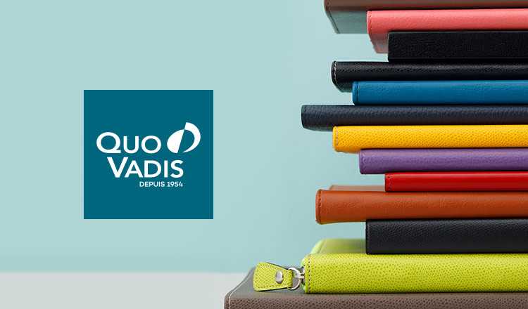 DIARY SELECTION BY QUO VADIS