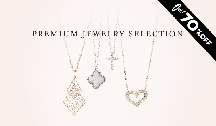 PREMIUM JEWELRY SELECTION -OVER70%OFF-