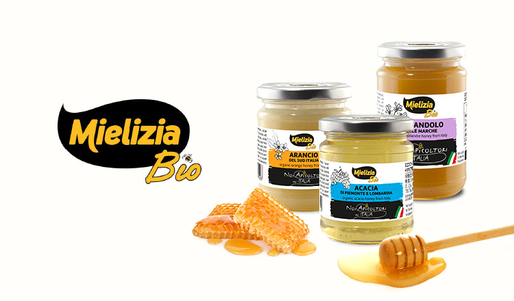 ORGANIC ITALIAN HONEY -MIELIZIA-