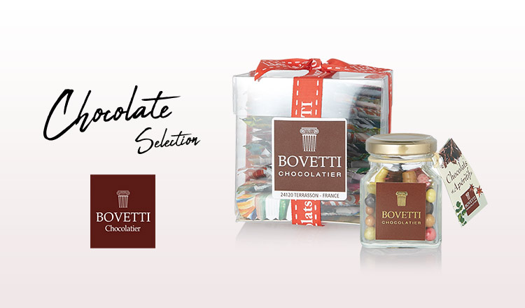 BOVETTI CHOCOLATE SELECTION