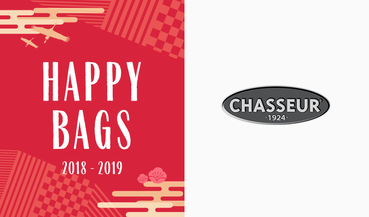 CHASSEUR -HAPPY BAG-