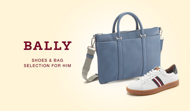BALLY SHOES & BAG SELECTION FOR HIM