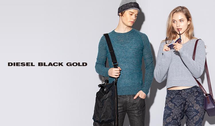 DIESEL BLACK GOLD