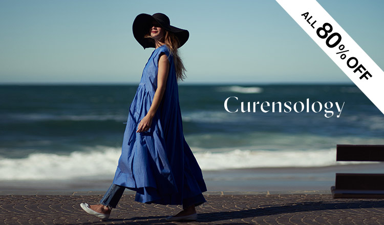 CURENSOLOGY ALL80%OFF
