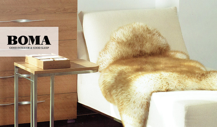 BOMA SHEEP SKIN SELECTION