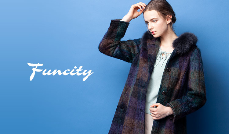 FUNCITY PREMIUM FUR SELECTION