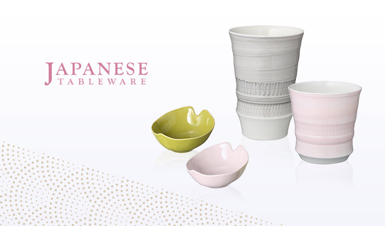 JAPANESE TABLEWARE