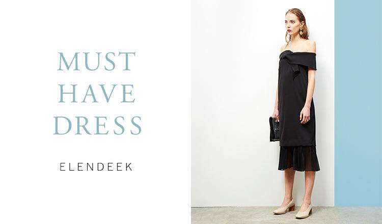 ELENDEEK -MUST HAVE DRESS-