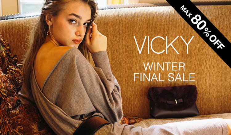 VICKY -WINTER FINAL SALE-