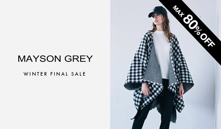 MAYSON GREY -WINTER FINAL SALE-