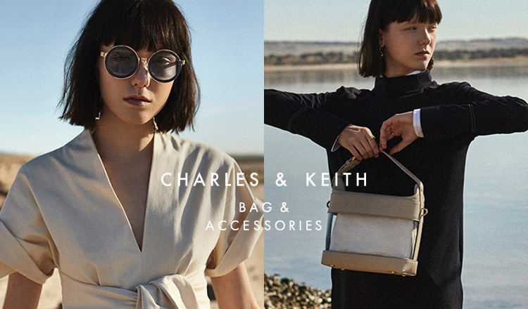 CHARLES&KEITH BAG&ACCESSORIES
