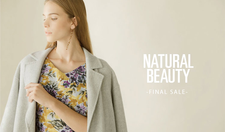 NATURAL BEAUTY -FINAL SALE-