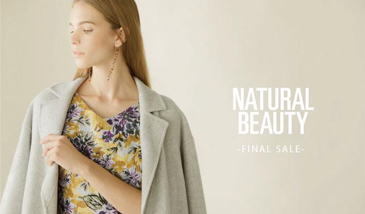 NATURAL BEAUTY -FINAL SALE-