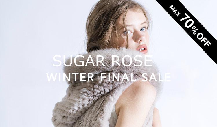 SUGAR ROSE -FINAL WINTER SALE-