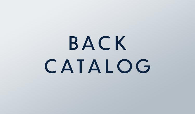 BACK CATALOG