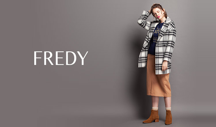 FREDY(フレディ)