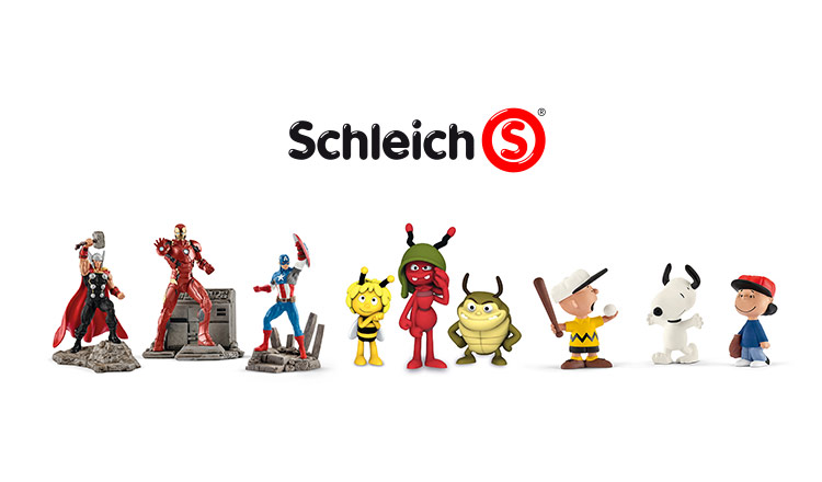 SCHLEICH -CHARACTER COLLECTION-