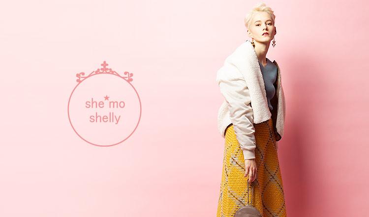 SHE MO SHELLY