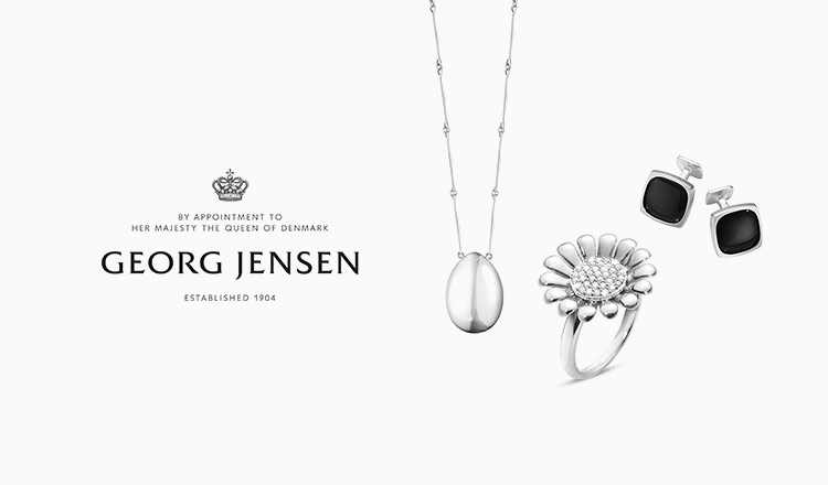 GEORG JENSEN JEWELRY COLLECTION