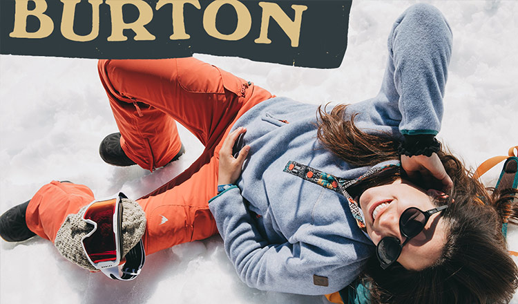 BURTON WOMEN & BAG