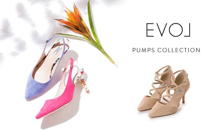 EVOL -PUMPS COLLECTION-