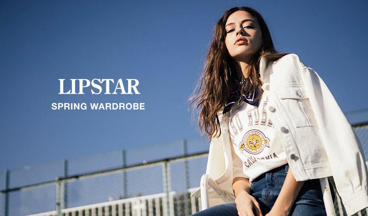 LIPSTAR -SPRING WARDROBE-