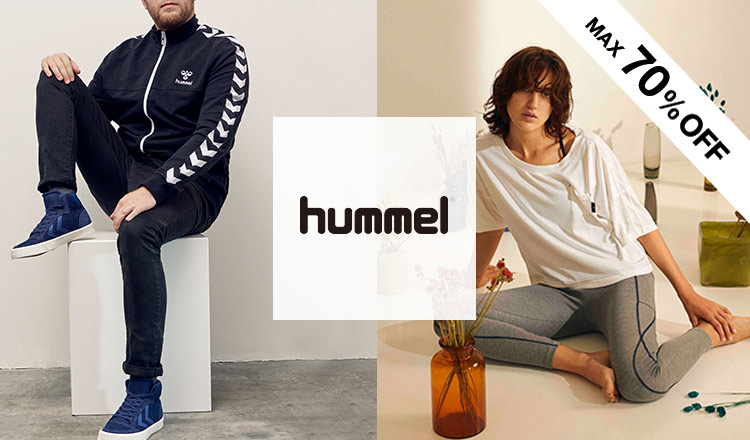 HUMMEL -SHOES & YOGA STYLE-