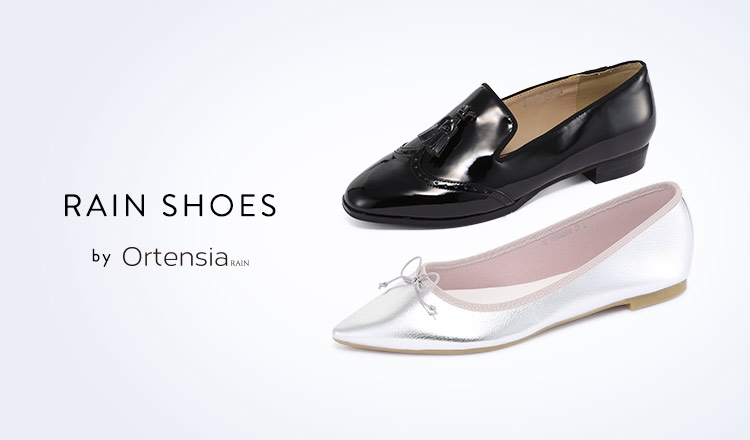RAIN SHOES BY ORTENSIA