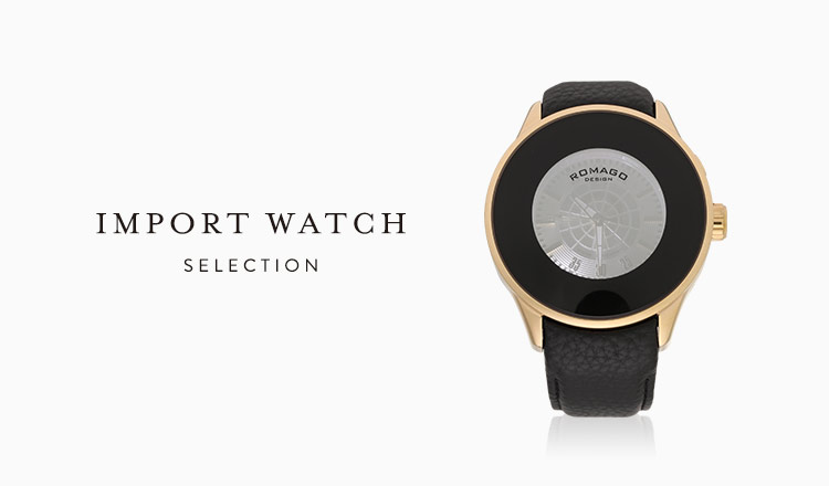 IMPORT WATCH SELECTION