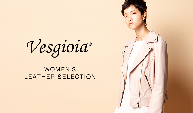 VESGIOIA-WOMEN'S LEATHER SELECTION-