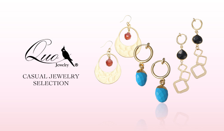 QUO JEWELRY-CASUAL JEWELRY SELECTION