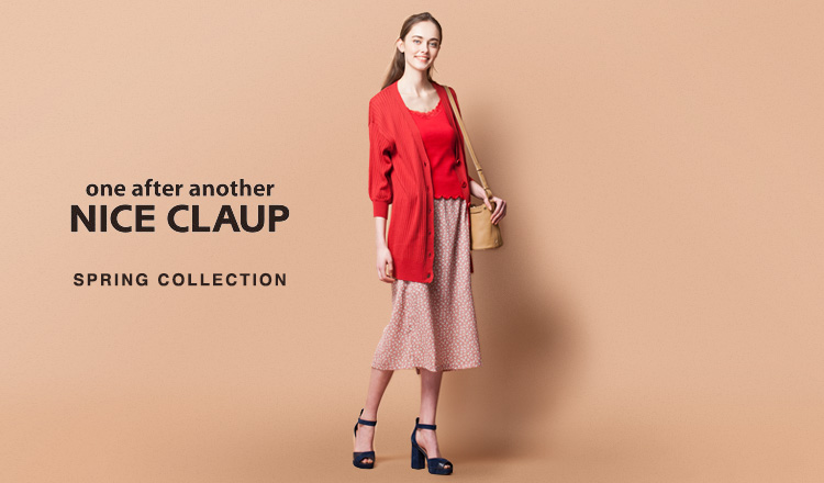 NICE CLAUP -SPRING COLLECTION-