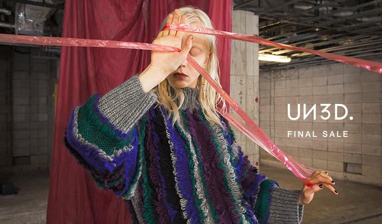 UN3D. -FINAL SALE-